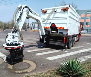 智慧型多功能道路养护车